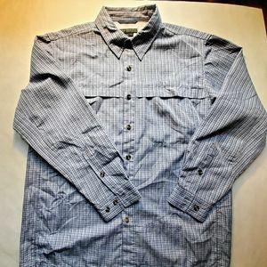 Royal Robbins, long sleeve button down shirt